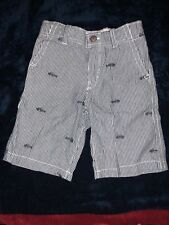 NWT Boys Baby Gap Nautical Striped Fish Shorts 5 Years New Selling Tons!!!