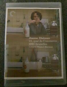 Jeanne Dielman, 23, Quai Du Commerce, 1080 (Criterion Collection) Blu-ray
