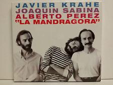 LA MANDRAGORA - JOAQUIN SABINA, KRAHE, PEREZ - CD - NUEVO - PRECINTADO - SEALED