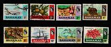 Bahamas 1971 Definitive selection to 18c  Used