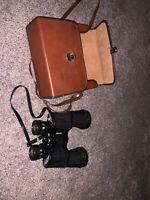 Tasco zip focus binoculars 10 x 50mm 367ft/1000 yds 2023 Wide Angle 122m/1000m