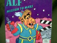 Alf Storybooks: Mission to Mars by Robert Loren Fleming (1987, Paperback)