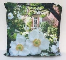 Gartenenkissen Outdoor Kissen English Garden - ca 45 x 45 cm Kissen für Draußen