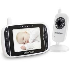 HelloBaby Hb32 Digital Wireless Video Baby Monitor With Night Vision & Sensor 2