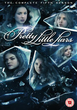 Pretty Little Liars - Season 5 DVD 2015 Complete Fifth Series UK Post
