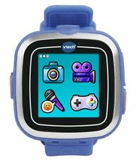 Vtech 8 in 1 Kidizoom Smart Watch Touch Screen 5-12 Years Blue