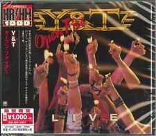 Y&T-OPEN FIRE-JAPAN CD Ltd/Ed B63