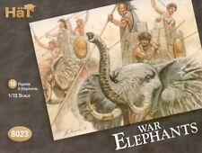 HaT 1/72 War Elephants # 8023