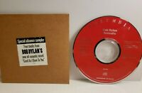Acoustic CD Special Advance Sampler by Bob Dylan Columbia Dec-1999 Promotional