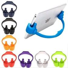 Creative Thumb Desktop Phone Holder Stand Bracket For Smart Phone Cell Phone PC