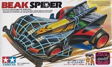 TAMIYA MINI 4WD BEAK SPIDER - KIT MONTAGGIO 1/32 - ITEM 19408