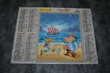 (B) asterix calendrier almanach la poste france 2006