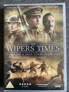 The Wipers Times (BBC) (2013) NEW SEALED DVD