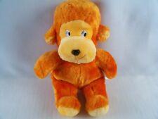 "Vintage 1985 Animal Toy Imports Monkey 15"" Inch Plush"