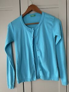 United colours of benetton Made in Italy Blue  Cardigan