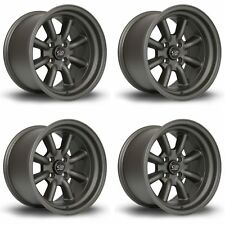 4 x Rota RKR Matt Bronze Alloy Wheels 15x9 Inch ET0 4x100 PCD 67.1mm Centre Bore