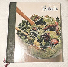 THE GOOD COOK-(Salads)-Techniques & Recipes TIME LIFE BOOK SERIES-Hardcover