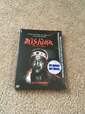 MISHIMA A LIFE IN FOUR CHAPTERS DVD BRAND NEW FACTORY SEALED