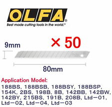 OLFA Replacement Blade 50 Blades SB50K