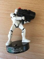Attacktix Star Wars Action Figure Clone Trooper Without Missile