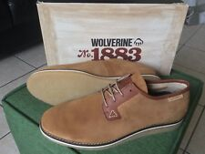 Wolverine (1883) Victor Crepe | 11.5 | New In Box | Fast Shipping
