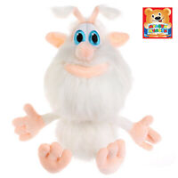 Multi Pulti Booba Musical Plush Toy 8inch (20cm) Talking Brownie Buba, cartoon
