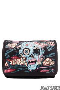 Jawbreaker Womens Frankenbag  Messenger Bag  Alternative Gothic