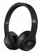 *NEW* Beats by Dr. Dre Solo3 Wireless On-Ear Headphones - Matt Black