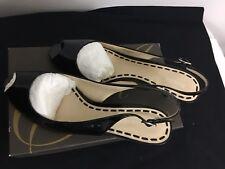Enzo Angiolini Women Heel Sz. 9 M  Black Slingback Peep Toe -  Worn Once