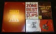 ZONE - CD, DVD and Photo Book collection (Japanese Version)