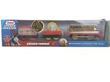 Golden Thomas & Friends Motorised Trackmaster Trains - 75th Anniversary