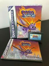 Nintendo Game Boy Advance Spyro: Season of Ice game