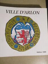VILLE D'ARLON - EDITION 1992 -