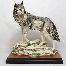 Giuseppe Armani Figurine 0285S no box Lone Wolf