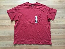 New Mens EDDIE BAUER Flag Red Pocket Basic T Shirt Size 2XL XXL