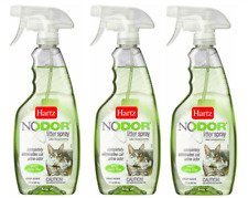 Hartz Nodor Scented Cat Litter Spray - 17oz (Pack 3)