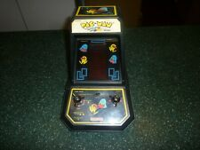 Vintage Coleco Pac-Man Table-Top Mini Arcade (1981) Works
