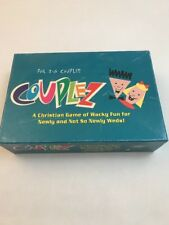 Couplez a Christian Game for 2-6 Newly Wed Couples Church Marriage