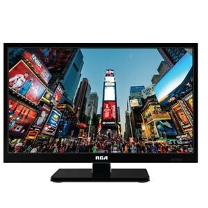 "RCA 24"" 720p HD  Home & Travel Portable AC/DC LED TV with HDMI  