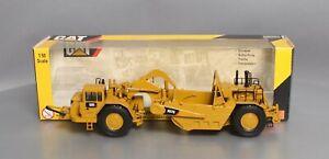 Norscot 55175 1:50 Caterpillar 657G Wheel Tractor Assembled Scraper  EX/Box