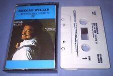 BOXCAR WILLIE NOT THE MAN I USED TO BE cassette tape album T2329