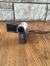 Sony Digital Handycam Ip 10Xopt/120X Digital Video Camera Recorder Micro Mv