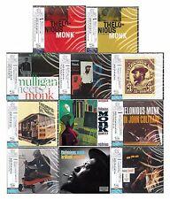 THELONIOUS MONK-11 TITLES-JAPAN SHM-CD SET 546