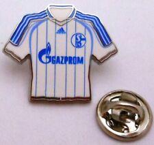 Pin / Anstecker + FC Schalke 04 + Trikot Away Saison 2011/2012 + Lizenzware #118