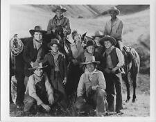 The Cowboys original 1974 photo western series Moses Gunn Jim Davis Diana Dougla