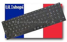 Clavier Français Original Toshiba Satellite MP-11B56F0-528 H000045850 H000045350