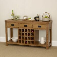 Unbranded Oak Dining Room Sideboards, Buffets & Trolleys
