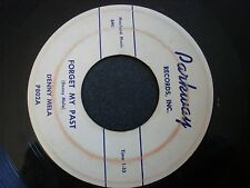 DENNY MELA FORGET MY PAST 45 RECORD BLONDIE PARKWAY P802 ROCKABILLY