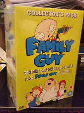 Family Guy - Series 1-5 - Complete (DVD, 2006, 13-Disc Set) Brand new and sealed