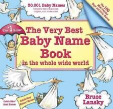 NEW - Very Best Baby Name Book In The Whole Wide World: Revised Edition
